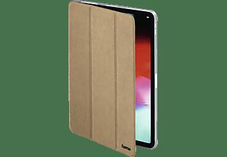 HAMA Suede Style Tablethülle Bookcover für Apple Mikrofaser, Beige