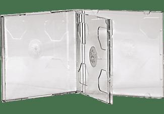 HAMA Standard CD-Leerhüllen Transparent
