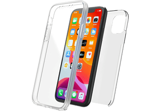 HAMA 360° Protection, Full Cover, Apple, iPhone 11, Transparent