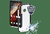 HAMA Protector, Backcover, Huawei, P30 Lite, P30 Lite (New Edition), Transparent/Schwarz