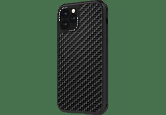 BLACK ROCK Robust Real Carbon, Backcover, Apple, iPhone 11 Pro, Schwarz