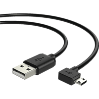 HAMA 176755 USB Kabel Schwarz