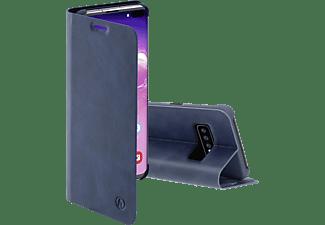 HAMA Guard Pro, Bookcover, Samsung, Galaxy S10+, Blau