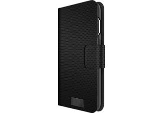 BLACK ROCK 2in1, Bookcover, Apple, iPhone XR, Schwarz
