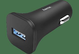 HAMA USB Kfz-Ladegerät Universal, Schwarz