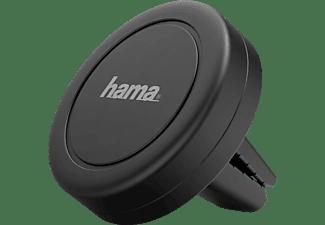 HAMA Magnet Vent Universal-Smartphone KFZ-Halter, Schwarz