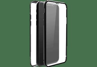 BLACK ROCK 360° Glass, Full Cover, Apple, iPhone 11, Schwarz
