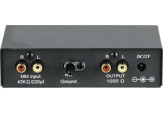HAMA PA 506, Stereo-Phono-Vorverstärker