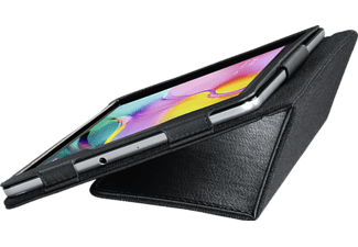 HAMA Bend Tablethülle Bookcover für Samsung Polyurethan, Schwarz