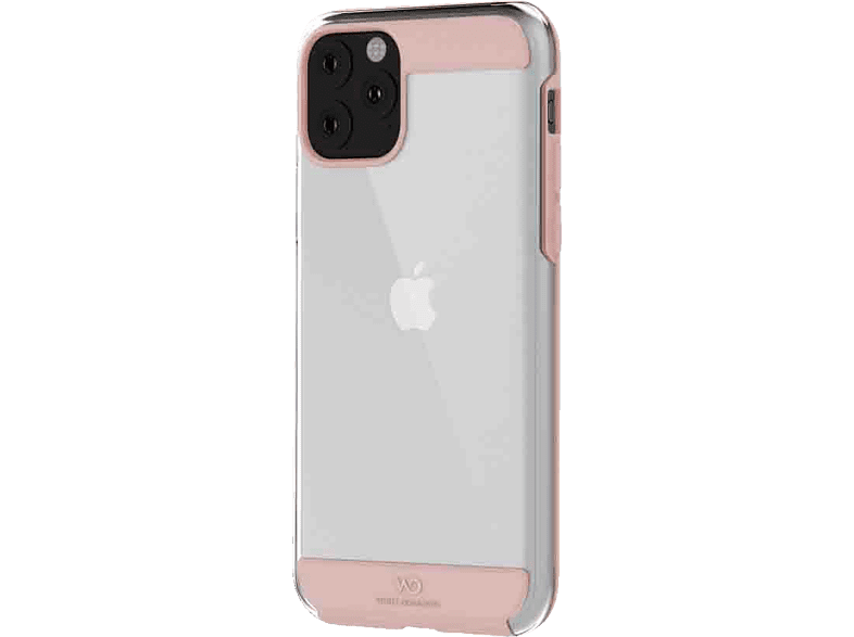WHITE DIAMONDS Innocence Clear, Backcover, Apple, iPhone 11, Rosegold