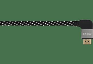 AVINITY 90° High Speed HDMI Kabel, Anthrazit