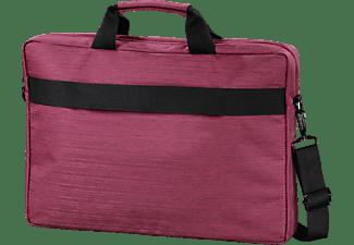 HAMA Tayrona 13.3 Zoll Notebooktasche Umhängetasche für Universal Polyester, Polyurethan, Rot