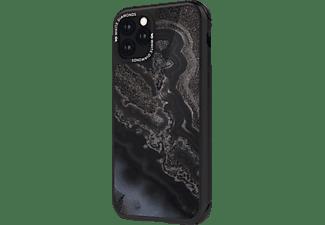 WHITE DIAMONDS Tough Mineral, Backcover, Apple, iPhone 11 Pro, Schwarz