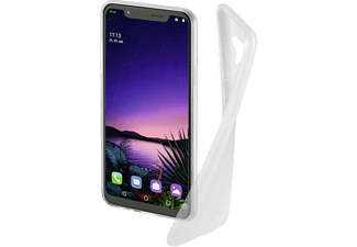 HAMA Crystal Clear, Backcover, LG, G8s ThinQ, Transparent