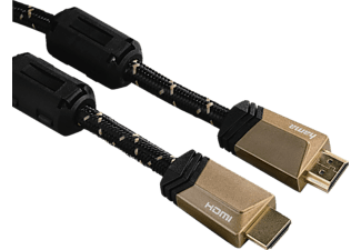 HAMA Premium, HDMI Kabel, 0,75 m