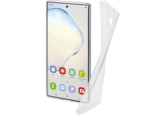 HAMA Crystal Clear, Backcover, Samsung, Galaxy Note 10+, Transparent