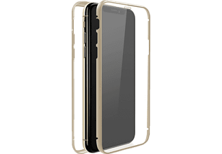 WHITE DIAMONDS 360° Glass, Full Cover, Apple, iPhone 11 Pro Max, Gold
