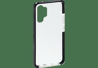 HAMA Protector, Backcover, Samsung, Galaxy Note 10+ (5G), Schwarz/Transparent