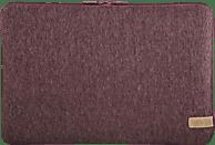 HAMA Jersey Notebooktasche Sleeve für Universal Jersey, Dunkelrot