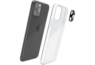 HAMA Crystal Clear, Backcover, Apple, iPhone 11 Pro Max, Transparent