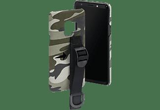HAMA Carmouflage Strap, Backcover, Samsung, Galaxy S9, Camouflage