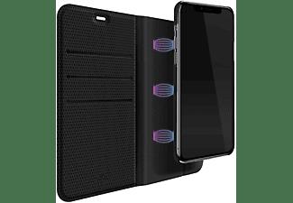 BLACK ROCK 2in1, Bookcover, Samsung, Galaxy A40, Schwarz