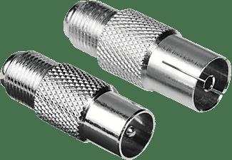 HAMA SAT SAT-Adapter-Set F-Kupplung
