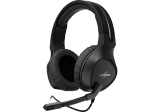 uRage SoundZ 300, Over-ear Gaming Headset Schwarz