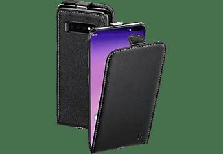 HAMA Smart Case, Flip Cover, Samsung, Galaxy S10+, Schwarz