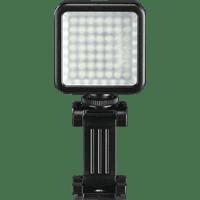HAMA 49 BD, LED-Leuchte, Schwarz, passend für Smartphone