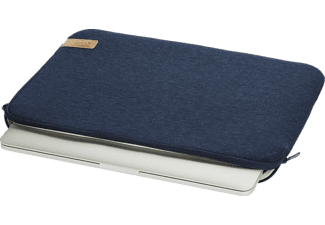 HAMA Jersey Notebooktasche Sleeve für Universal Jersey, Blau