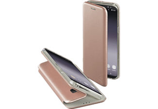 HAMA Essential Line Curve, Bookcover, Samsung, Galaxy S9+, Rosegold