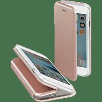 HAMA Curve, Bookcover, Apple, iPhone SE 2020, Rosegold