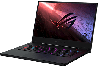 ASUS GU502LW-HC084T ROG Zephyrus M15, Gaming Notebook mit 15,6 Zoll Display, Intel® Core™ i7 Prozessor, 16 GB RAM, 512 GB SSD, 512 GB SSD, GeForceRTX™2070withMax-QDesign, Gray