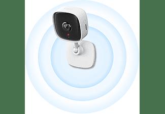TP-LINK Netzwerkkamera Tapo C100, FHD, 128GB, 9m Nachtsicht, Weiß