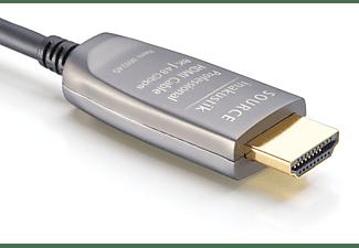 INAKUSTIK Profi HDMI 2.1 LWL Kabel, 8m