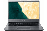 Portátil - Acer Chromebook 714, 14 Full-HD, Intel® Core™ i3-8130U, 4 GB, 64 GB eMMC, Chrome OS, Plata