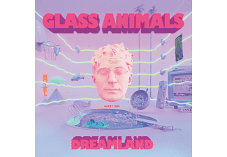 Glass Animals - Dreamland CD
