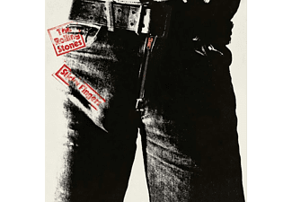 The Rolling Stones - STICKY FINGERS (REMASTERED HALF SPEED)  - (Vinyl)
