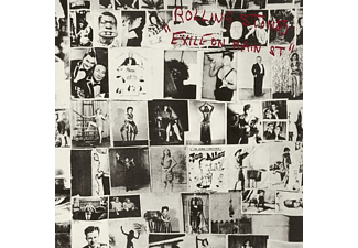 The Rolling Stones - EXILE ON MAIN STREET (REMASTERED HALF SPEED)  - (Vinyl)