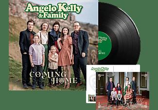 Angelo & Family Kelly - Vinyl (Exklusive Edition mit signierter Autogrammkarte)  - (Vinyl)