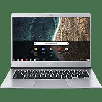 "Portátil - Acer Chromebook CB514-1HT, 14"" FHD, Intel® Pentium® N4200, 4 GB, 128 GB, Chrome OS, Plata"