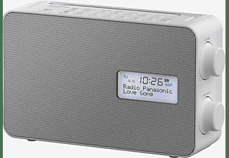 PANASONIC DAB+ Radio RF-D30BT, weiß