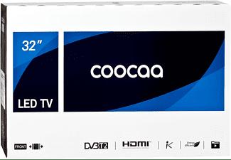 COOCAA 32E2011G LED TV (Flat, 32 Zoll / 81 cm, HD-ready)
