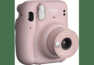 FUJIFILM instax mini 11 Sofortbildkamera, Blush-Pink