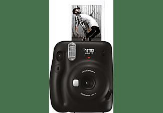 FUJIFILM instax mini 11 Sofortbildkamera, Charcoal-Gray