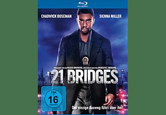21 Bridges Blu-ray