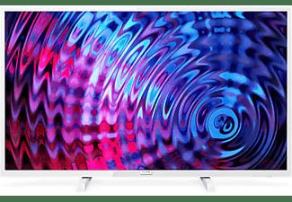 "TV LED 32"" - Philips 32PFS5603/12, Full-HD, 1920 x 1080 píxeles, Philips Pixel Plus HD, HDMI, USB, A, Blanco"