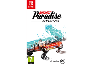 Nintendo Switch Burnout Paradise
