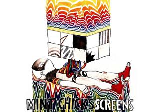 Mint Chicks - Screens  - (Vinyl)